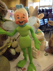 And what the heck?  Ancient Tinker Bell who went on a few too many benders?