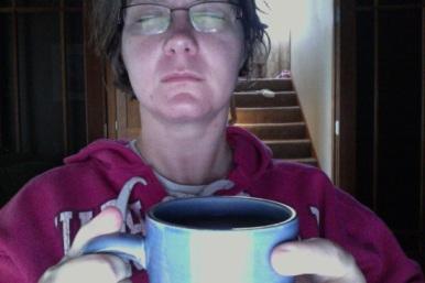 Zen Evil Joy with Required Coffee Producing Zen.