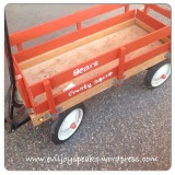Bumping Up and Down In My Little RedWagon
